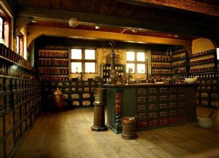 La alquimia antiguo oficio de luz