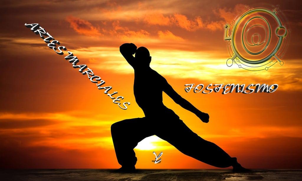 Artes marciales y fosfenos