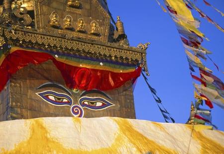 Los siete chakras: el sexto chakra