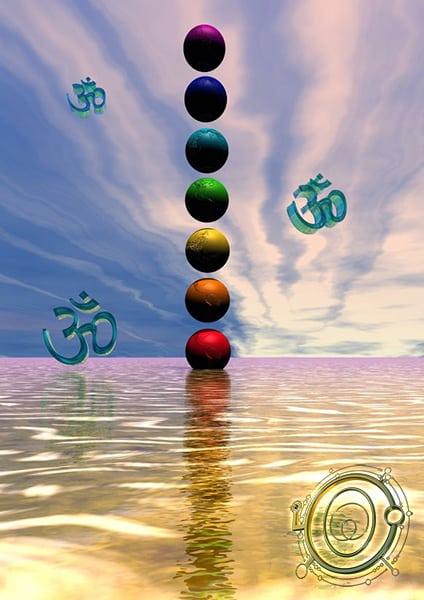 Los siete chakras el despertar de la conciencia