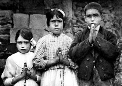Los niños de Fátima: Fosfenismo en estado puro