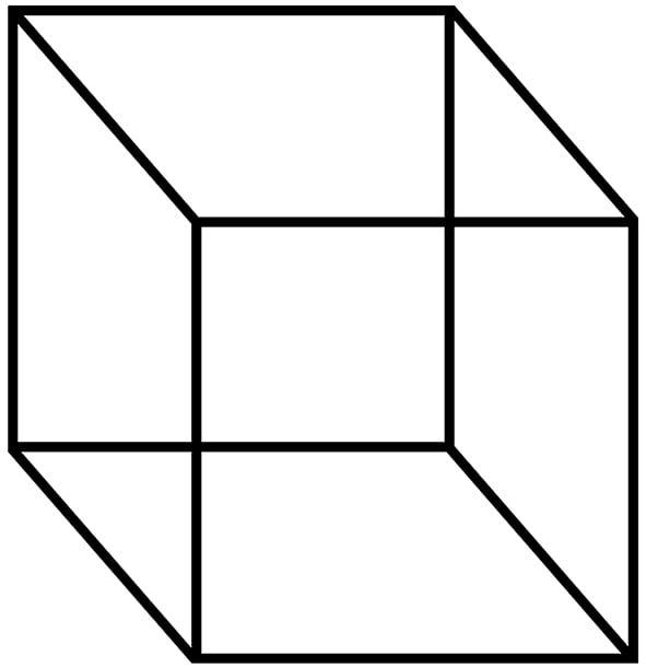 Cubo de Necker y neurosincronización