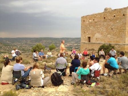 Presentación curso de chamanismo 2012
