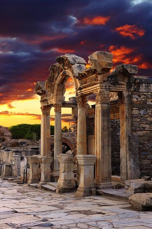 Templo de Éfeso y el Fosfenismo