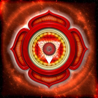 Chakra raíz: chakra muladhara