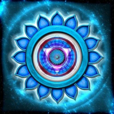 Chakra vishuddha, el chakra de la garganta