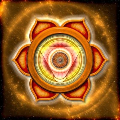 Segundo chakra, chakra swadhisthana, chakra del sacro