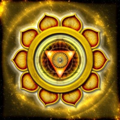 Tercer chakra, chakra manipura, chakra del ombligo