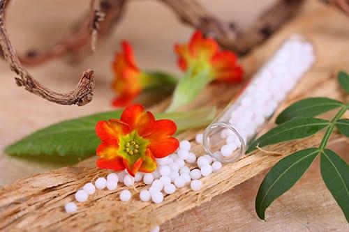 Homeopatía y fosfeno