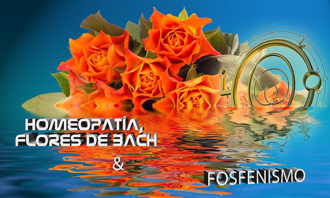 La homopatía y la Flores de Bach