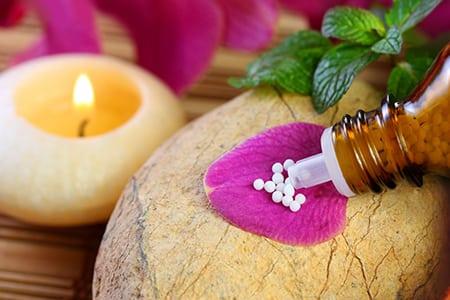 Homeopatía potenciada con fosfenos
