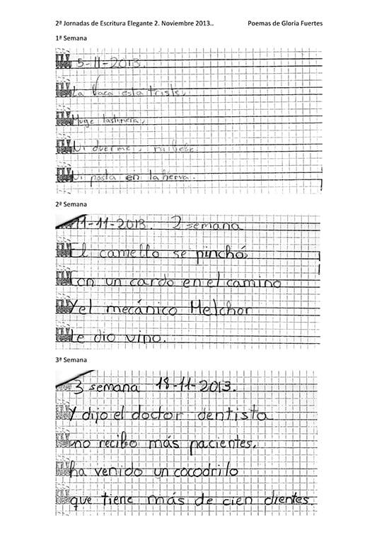 Aprender a escribir con fosfenos y neurosincronización