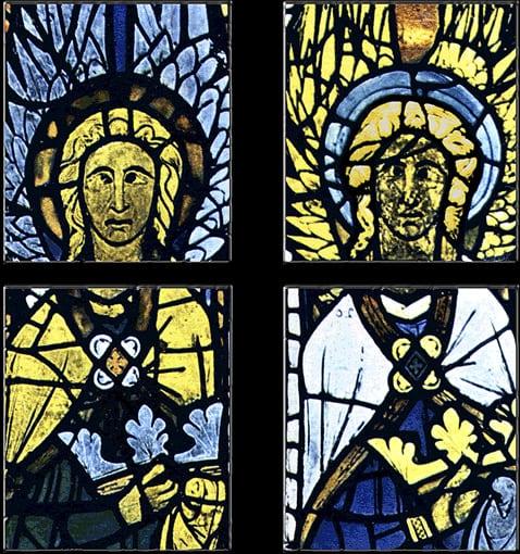 poder del cristianismo: convergencia ocular