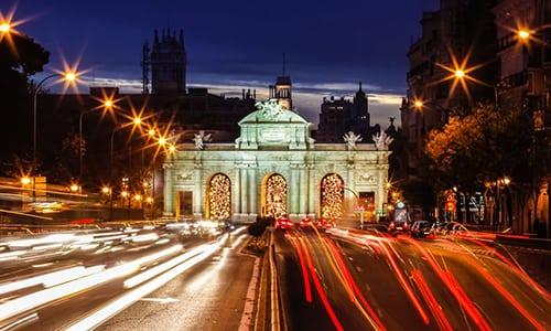 Curso de Fosfenismo balanceos en Madrid
