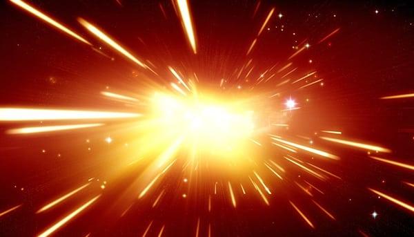 El punto de concentración y el big bang