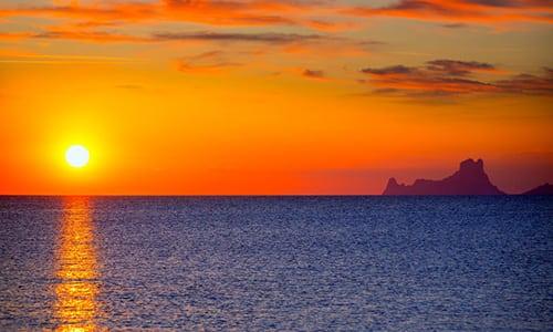 Curso de Dr. Lefebure Methods: luz natural fosfenos en Ibiza