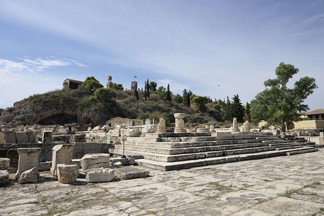 Eleusis y Juliano el Apóstata