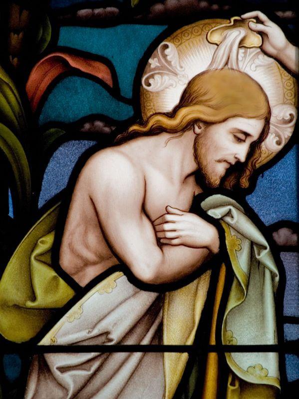 Bautismo de Cristo. El bautismo un ejercicio iniciático
