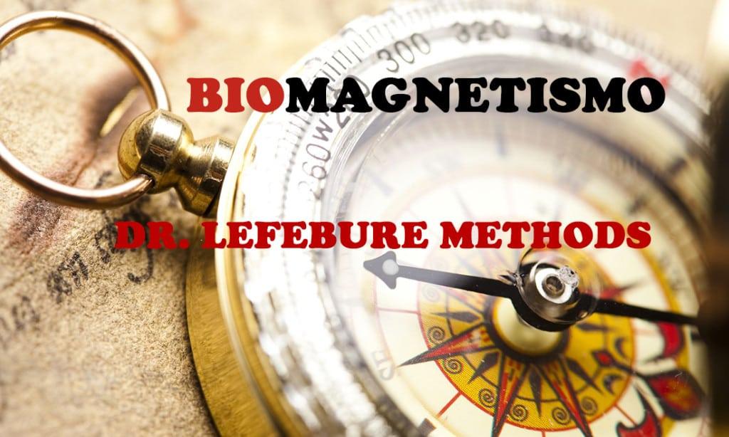 Biomagnetismo y fosfenos: imanes y luz